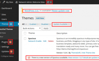 how-to-disable-wordpress-update-notifications