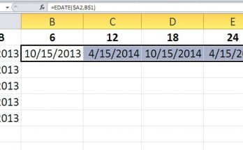 use-edate-and-relative-addressing-to-create-a-quick-date-matrix-in-excel